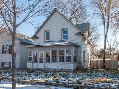 Minneapolis Single Family Home For Sale: 3110 Vincent Avenue N