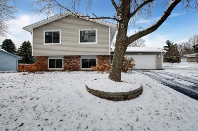 Shoreview Single Family Home For Sale: 1063 Churchill Circle