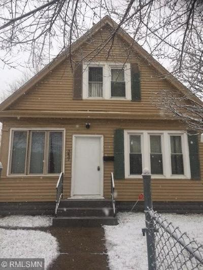 Minneapolis Single Family Home For Sale: 3437 2nd Avenue S