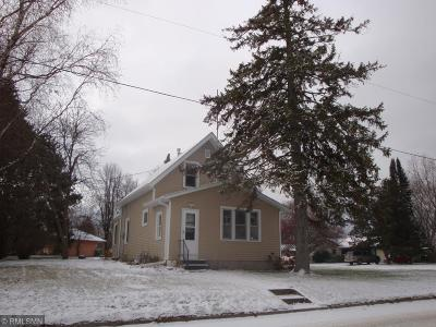 Pine City Single Family Home For Sale: 720 8th Avenue SW