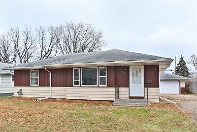 Richfield Single Family Home For Sale: 7025 15th Avenue S