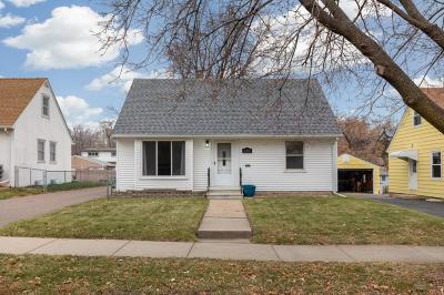 West Saint Paul Single Family Home Contingent: 181 Moreland Avenue E