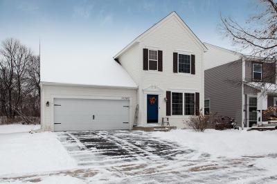 Blaine Single Family Home For Sale: 11383 Goodhue Street NE