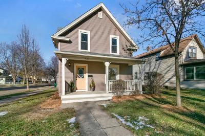 Saint Paul Single Family Home For Sale: 907 Hatch Avenue