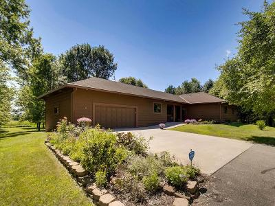 Nowthen Single Family Home For Sale: 5230 Verde Valley Road NW