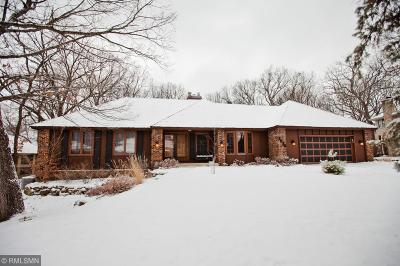 Apple Valley MN Single Family Home Contingent: $359,900