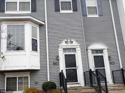 New Hope Condo/Townhouse For Sale: 7718 Elm Grove Court