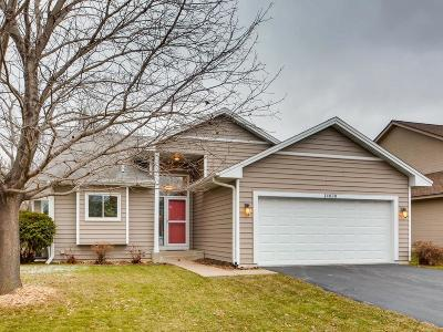 Apple Valley Single Family Home Contingent: 14838 Haven Drive