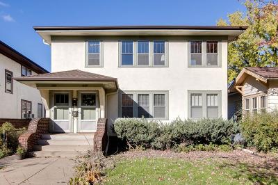 Saint Paul Multi Family Home For Sale: 1861 Saint Clair Avenue