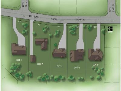 Plymouth Residential Lots & Land For Sale: 38xx Dallas Lane N