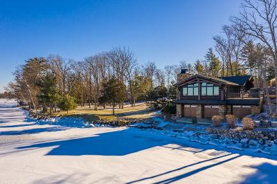 Nisswa MN Single Family Home For Sale: $2,599,000