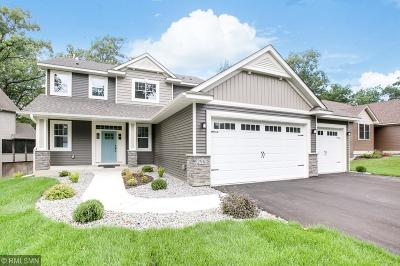 Cambridge Single Family Home For Sale: 587 Elins Lake Road SE