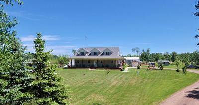 Single Family Home For Sale: 28303 Mallard Road