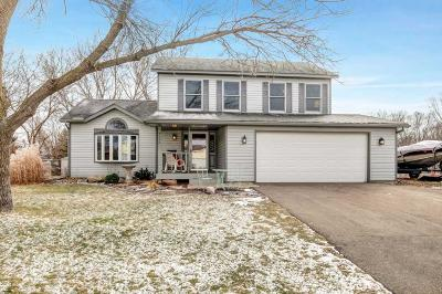 Lakeville Single Family Home For Sale: 7130 Lower 170th Court W
