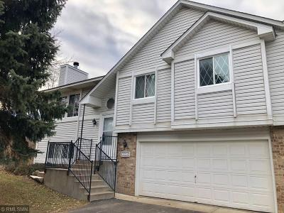Apple Valley MN Condo/Townhouse Contingent: $189,000