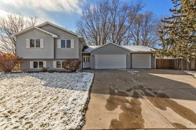 Apple Valley MN Single Family Home Contingent: $319,900