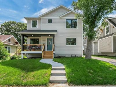 Minneapolis Single Family Home For Sale: 5405 Xerxes Avenue S