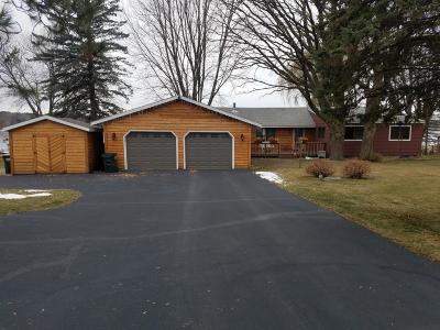 Silver Creek Twp MN Single Family Home Sold: $274,900