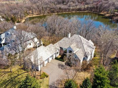 Eden Prairie Single Family Home For Sale: 8713 Wynstone Pass