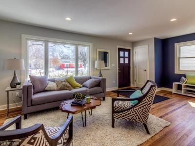 Saint Louis Park Single Family Home For Sale: 2604 Jersey Avenue S