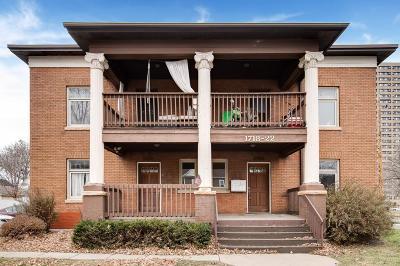 Minneapolis Condo/Townhouse For Sale: 1718 Polk Street NE #4
