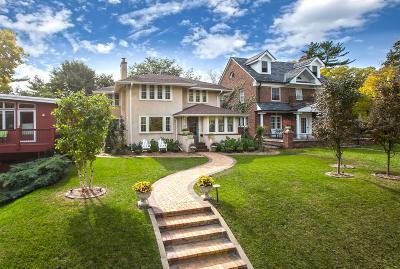 Single Family Home For Sale: 3535 Cedar Lake Avenue