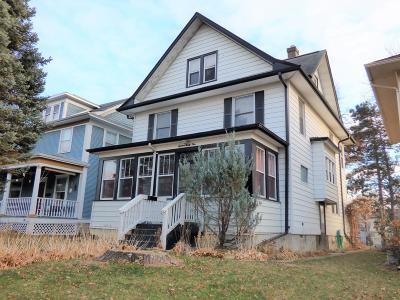 Saint Paul Single Family Home For Sale: 1894 Laurel Avenue