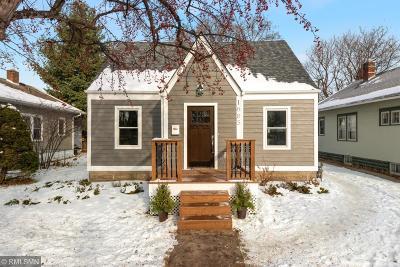 Saint Paul Single Family Home For Sale: 1685 Watson Avenue