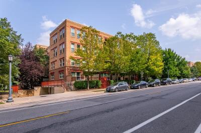 Condo/Townhouse For Sale: 680 N 2nd Street #406