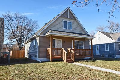 Minneapolis Single Family Home Contingent: 5113 Dupont Avenue N