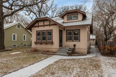 Minneapolis Single Family Home Contingent: 4115 Vincent Avenue N