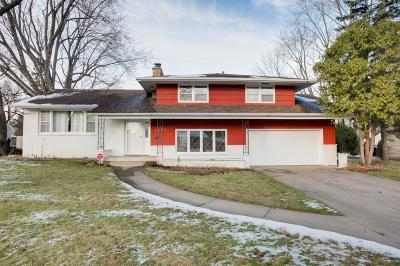 Edina Rental For Rent: 4420 W 70th Street