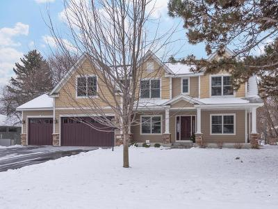 Edina Single Family Home For Sale: 5117 W 58th Street