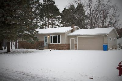Cambridge MN Single Family Home Subject to Inspection: $179,900