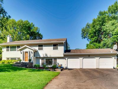 Minnetonka Single Family Home For Sale: 5700 Scenic Drive