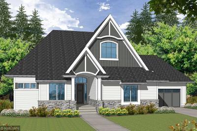 Ham Lake Single Family Home For Sale: 14147 Packard Street NE