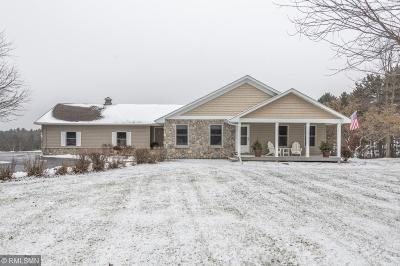 Amery Single Family Home For Sale: 910 Cameron Bridge Drive
