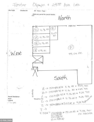 Brook Park Residential Lots & Land For Sale: Lot D Olympic Street