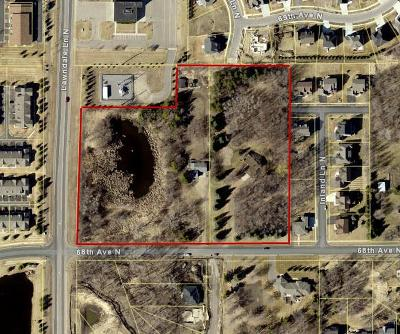 Maple Grove Residential Lots & Land For Sale: 17302 &17424 68th Avenue N