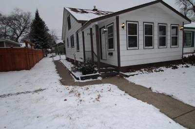 Saint Louis Park Single Family Home For Sale: 2652 Webster Avenue S
