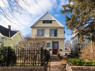 Minneapolis Multi Family Home Contingent: 2619 Girard Avenue N
