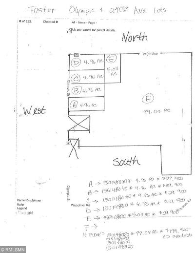 Brook Park Residential Lots & Land For Sale: Lot F Olympic Street
