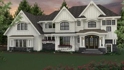 Wayzata Single Family Home For Sale: 1607 Holdridge Terrace