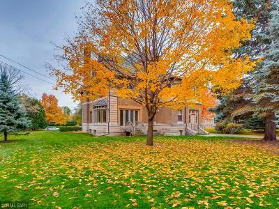 Saint Paul Residential Lots & Land For Sale: 755 Summit Avenue