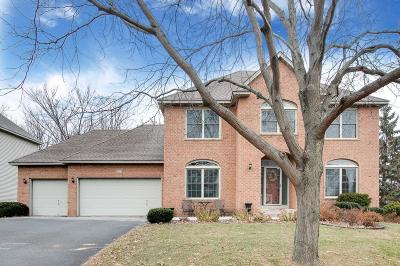 Eagan Single Family Home Contingent: 4771 Highcroft Court