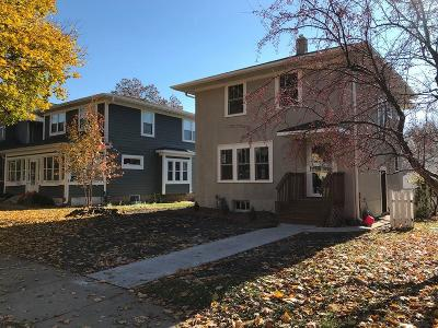 Saint Paul Single Family Home For Sale: 1962 Wellesley Avenue