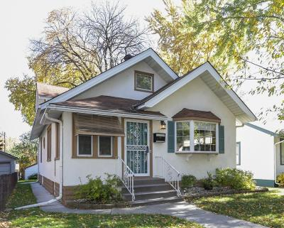 Minneapolis Single Family Home Contingent: 4135 25th Avenue S