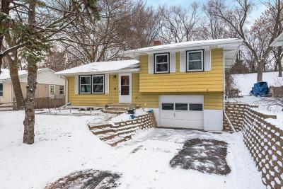 Saint Paul Single Family Home For Sale: 1505 Pacific Street