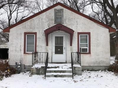 Mendota Heights Single Family Home For Sale: 1147 Dodd Road