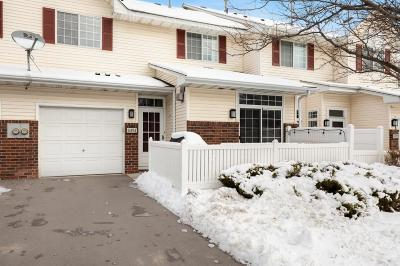 Burnsville Condo/Townhouse For Sale: 14194 Plymouth Avenue